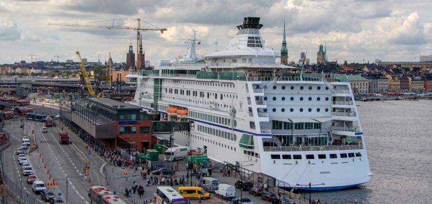Passagerarfartyg Foto: Leif Ingvarsson/Mostphotos